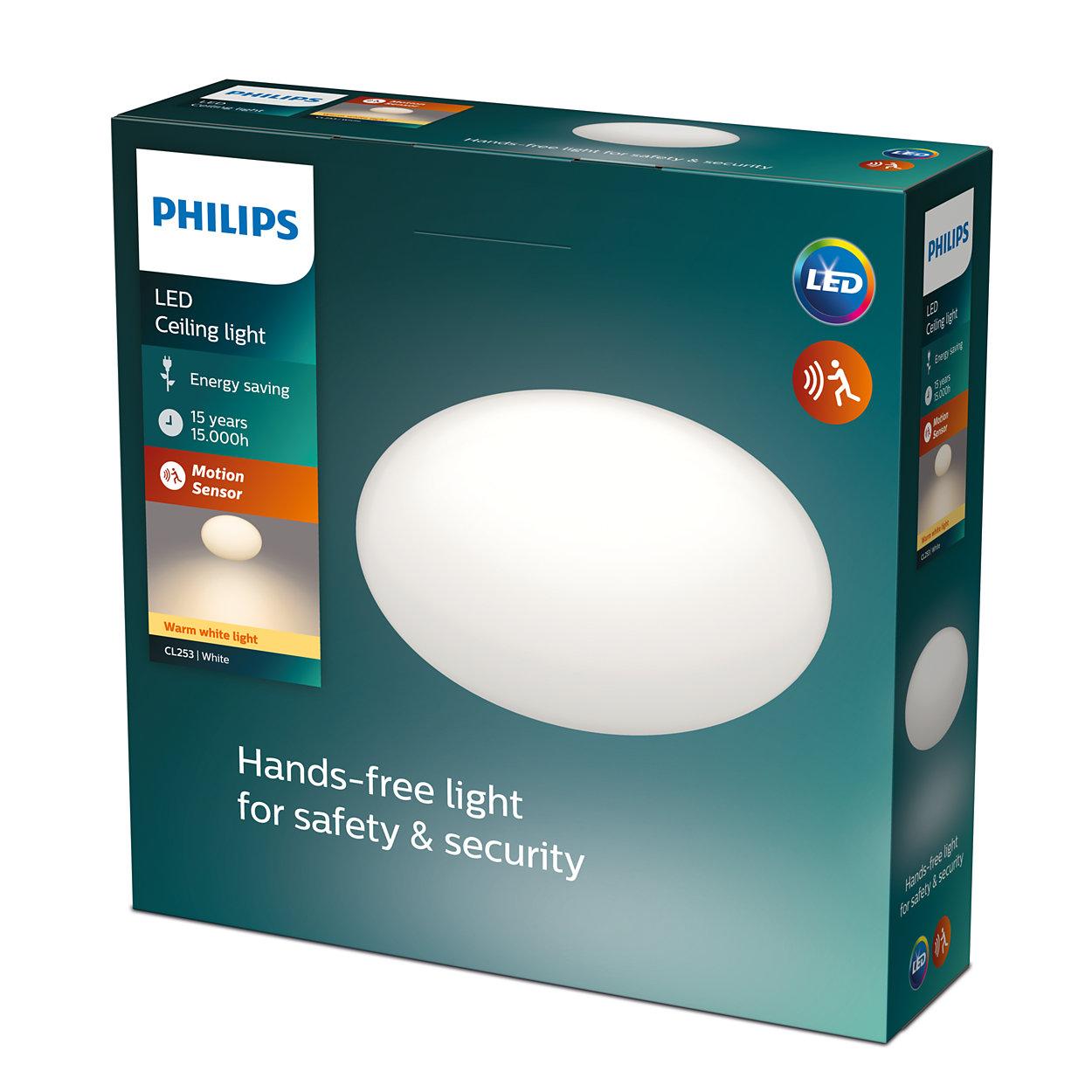 Funktionel Loftslampe 8718699680534 | PHILIPS