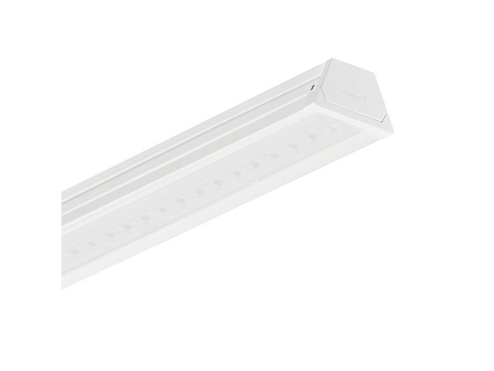 CoreLine trunking LL120X/LL121X luminaire, single lumen version, opal