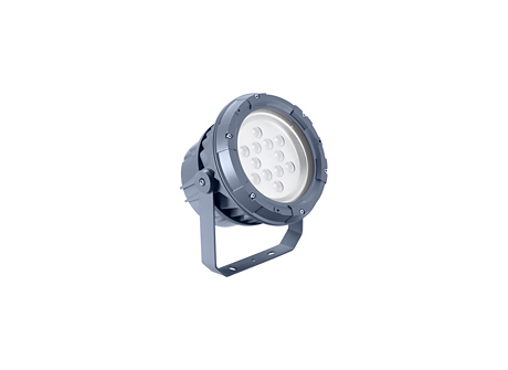 BVP321 12LED 27K 220V 15 DMX