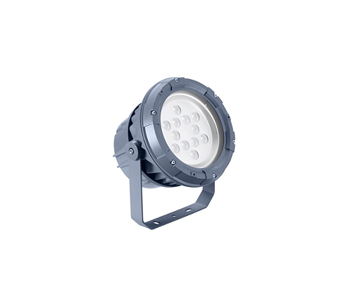 BVP321 9LED 27K 220V 8 DMX