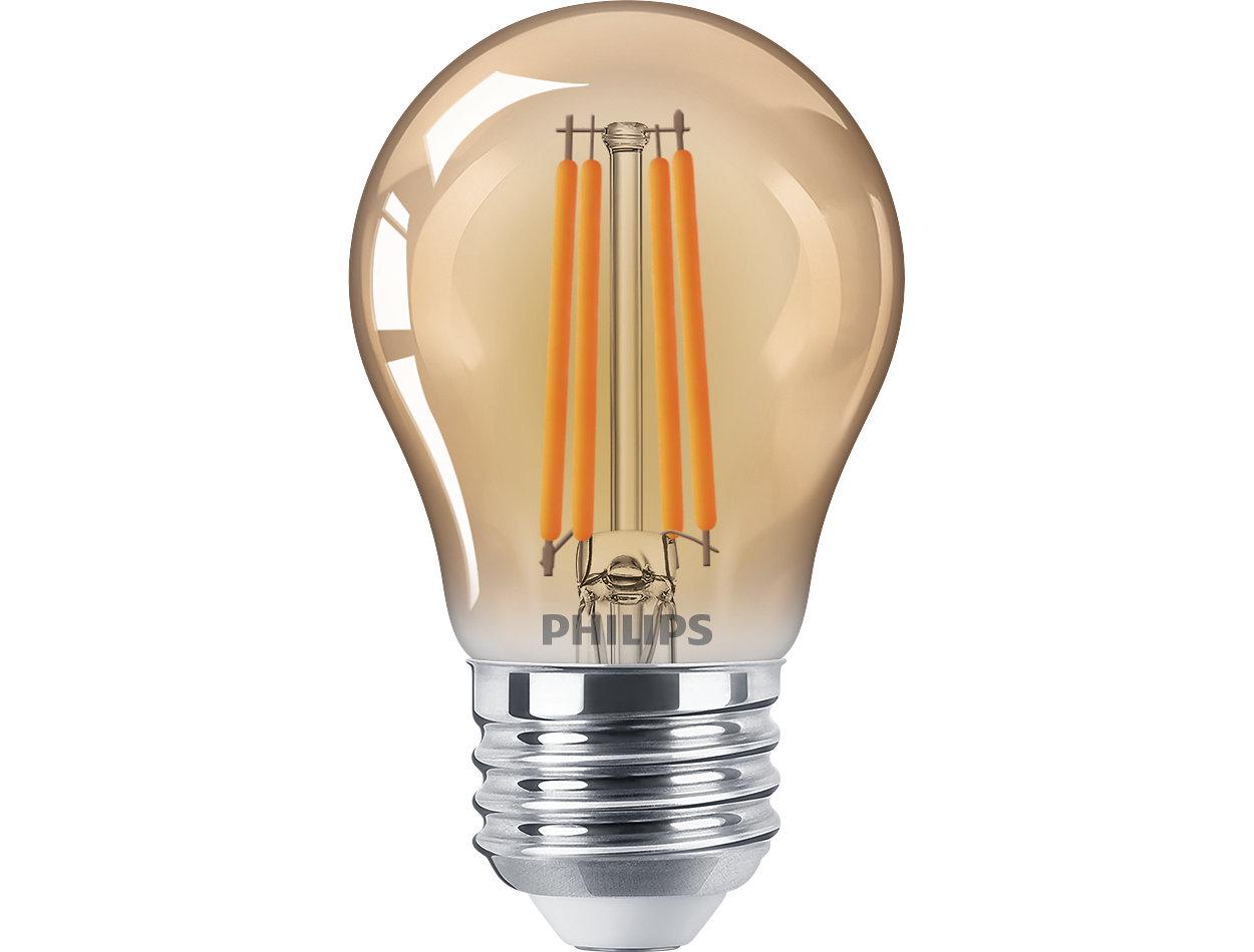 Energy saving elegance in a familier design