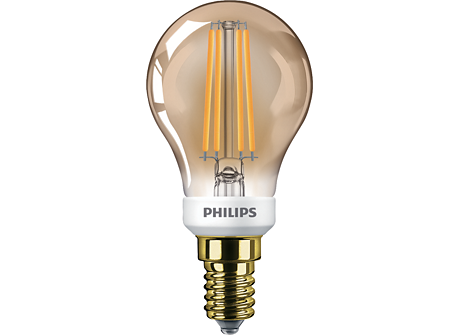 Philips Classic LEDcandle E14 B35 5W 827 klar   dimbar