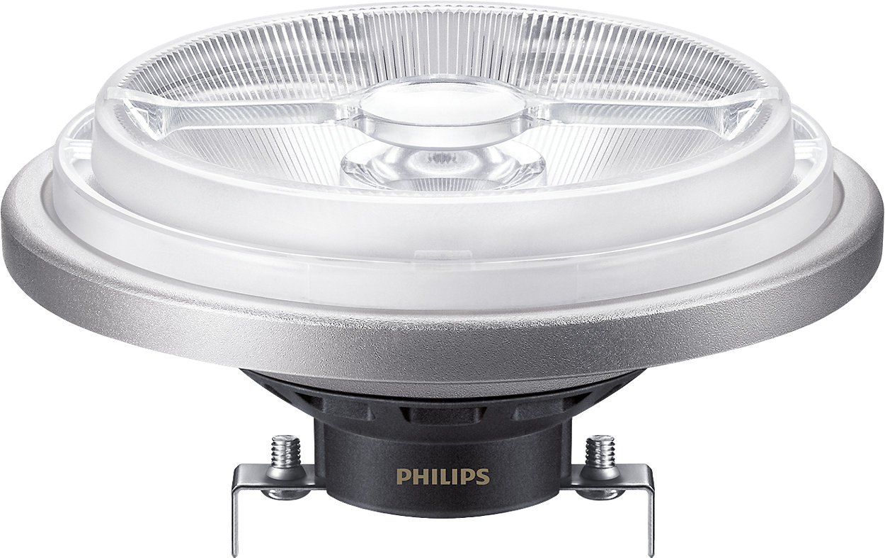 Creëer een uitnodigende en gastvrije sfeer voor detailhandel en horeca met de nieuwe perfect-fit Master LEDspot LV AR111