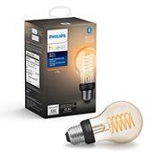 Hue White Filament 1-pack A19 E26 Filament Standard