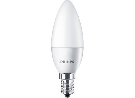 LED candle/luster CorePro candle ND 5.5-40W E14 827 B35 FR