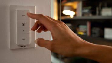 Rozjaśniaj i przyciemniaj inteligentne światła
