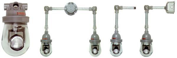 Compac Thermoplastic Emergency Unit, Spec Grade, Lead Calcium, 6V 18W, 6W Remote, 5.4W Tungsten Lamps, Xtest