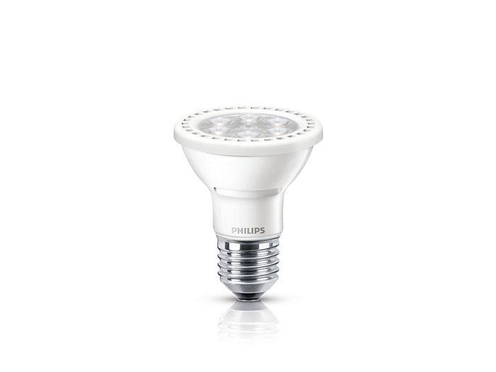 MASTER LEDspot 6-50 W PAR20 E27