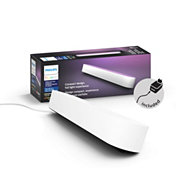 Hue White and color ambiance Play light bar single pack