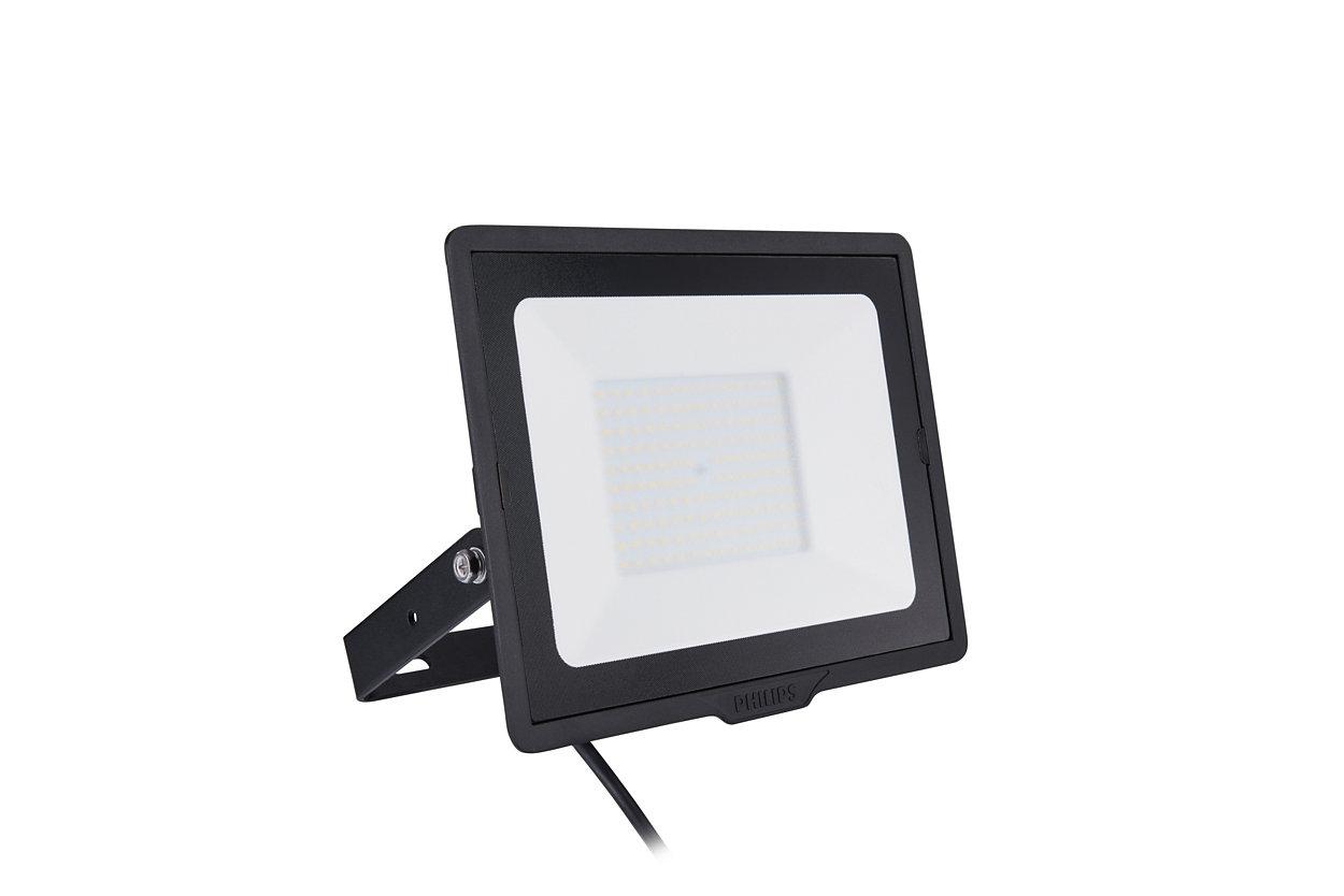 可靠、节能的 LED 泛光灯