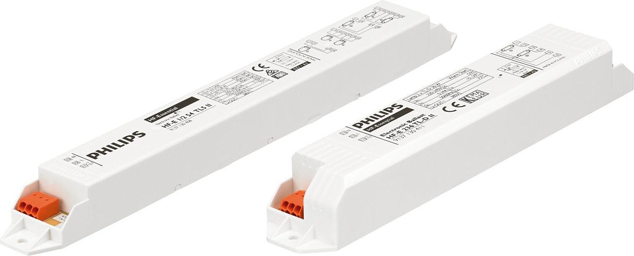HF-Essential II a TL5 és TL-D vezérlőkhöz