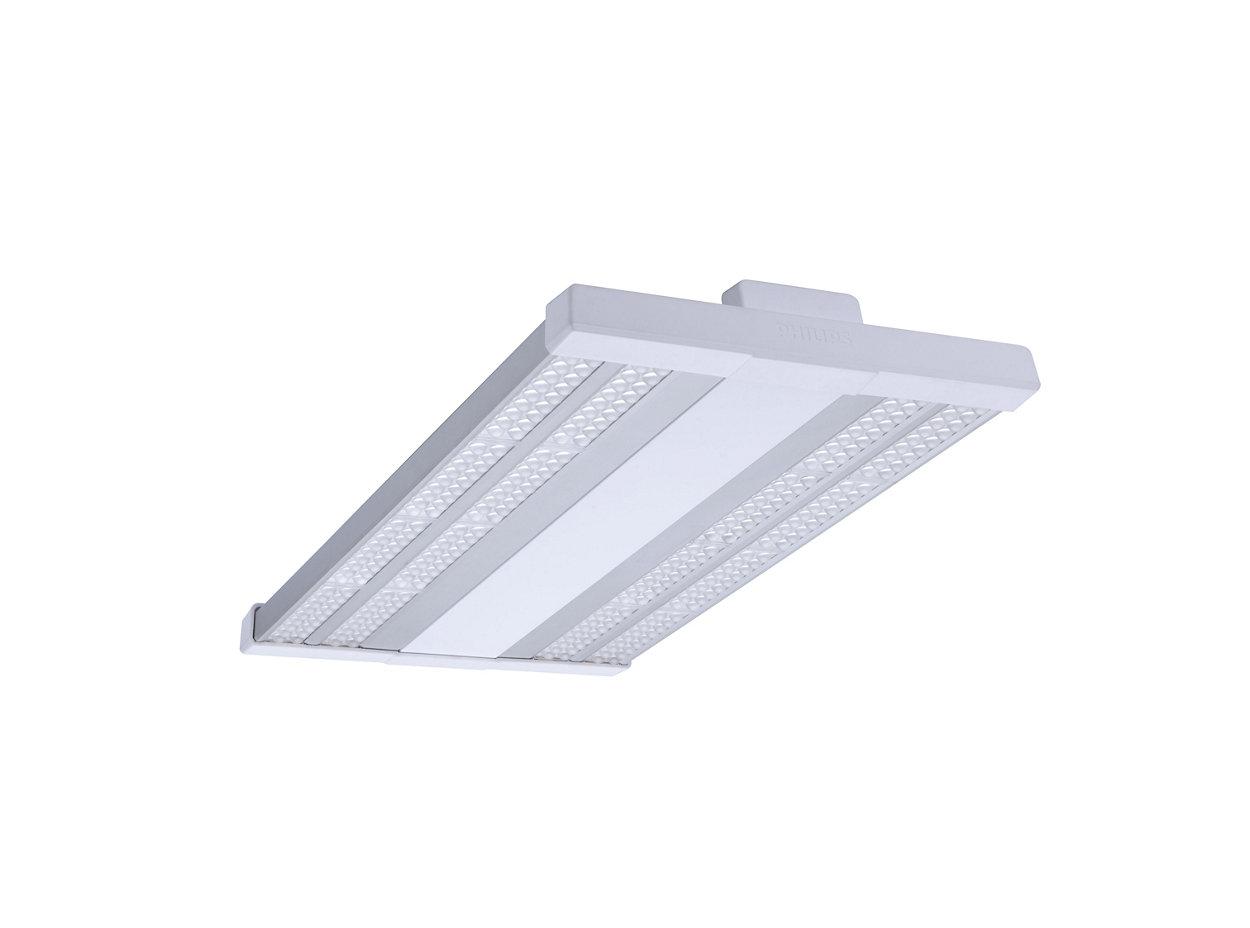 精于创新,简于形:智能照明实现 HighBay 照明革新