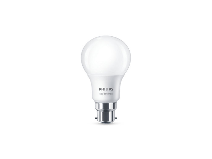 Premium LED bulbs SceneSwitch