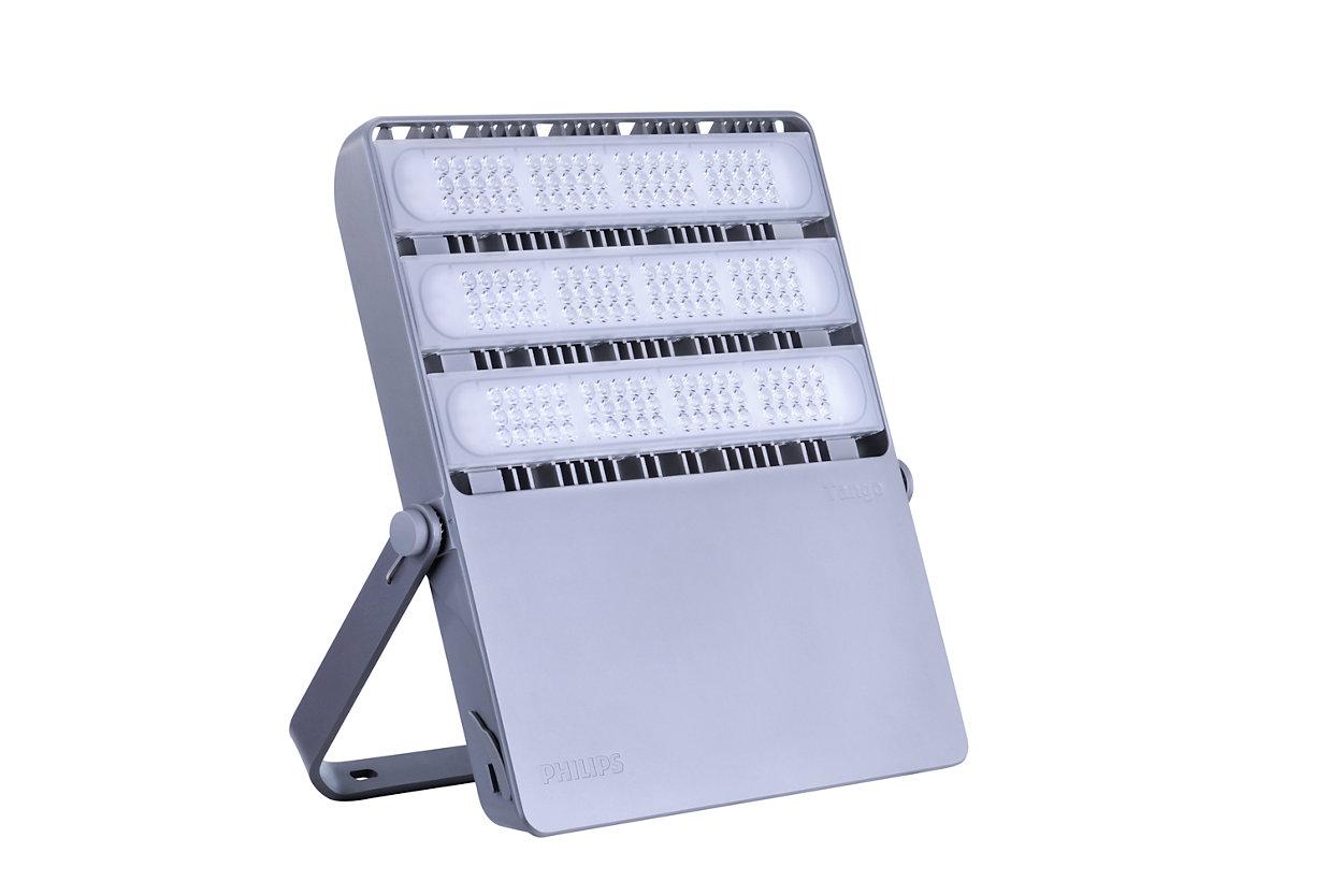 Excelente solução para iluminação externa e que cabe no seu bolso