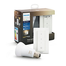 Hue White Ambiance Wireless Dimming Kit E27