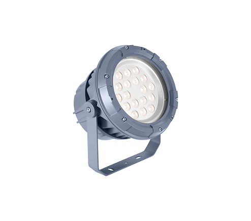 BVP322 18LED 27K 220V 8 DMX