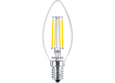 LED B35 1-25W E14 CL ND 865