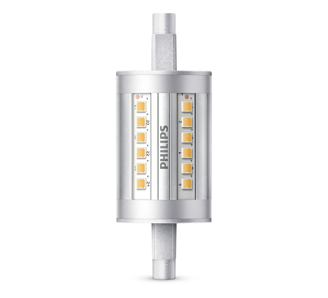 300 derecelik ışık demetiyle dayanıklı LED ışık