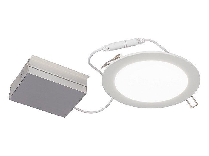 LIG Flat Downlight White