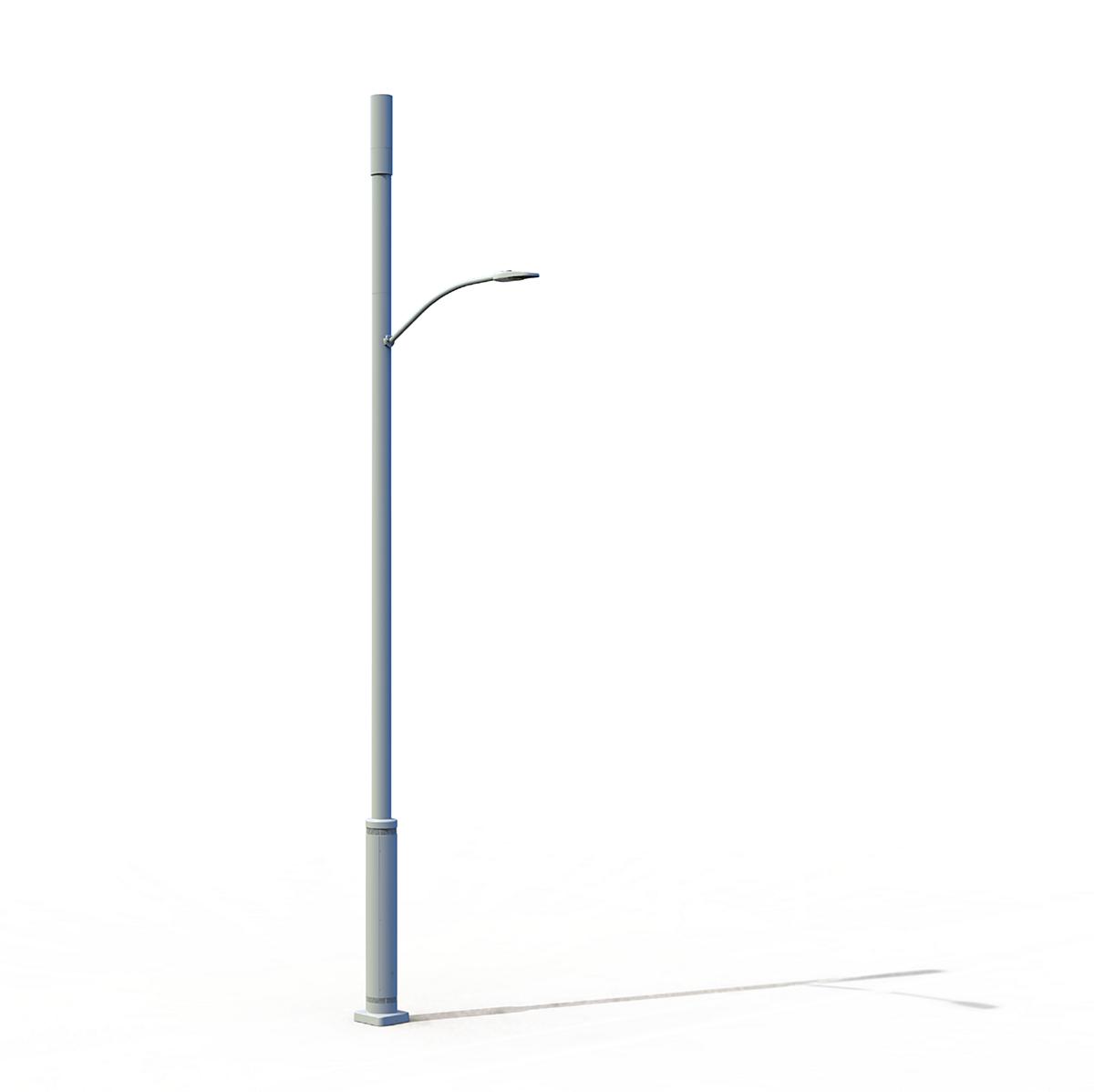 BrightSites T-Series Streamline Pole