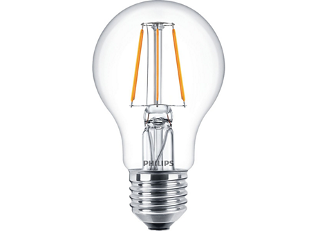CLA LEDBulb ND 4-40W A60 E27 865 CL