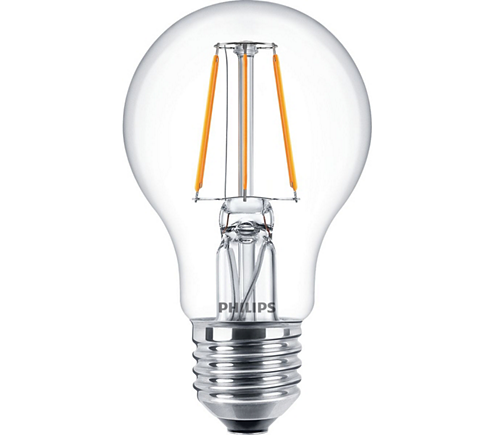 CLA LEDBulb ND 4-40W A60 E27 840 CL