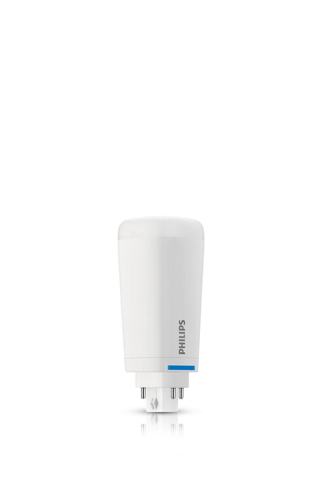Éclairage à DEL durable offrant une lumière d'excellente qualité