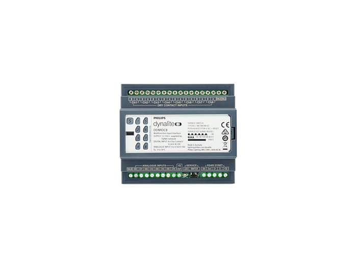 DDMIDC8 Low Level Input Integrator front