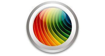 Elige entre 16 colores, incluido el blanco
