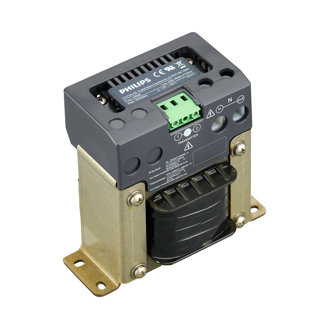 Monitoramento de rede poderoso e controle de iluminação de grupo externa