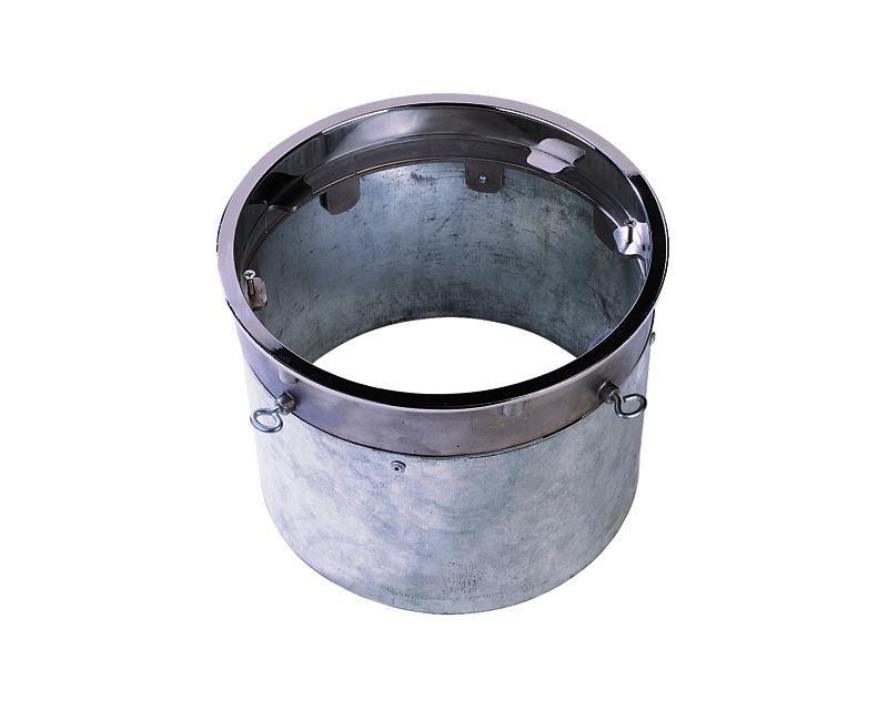 Landscape Accessories, Stainless Steel Concrete Pour Kit (CPS3)