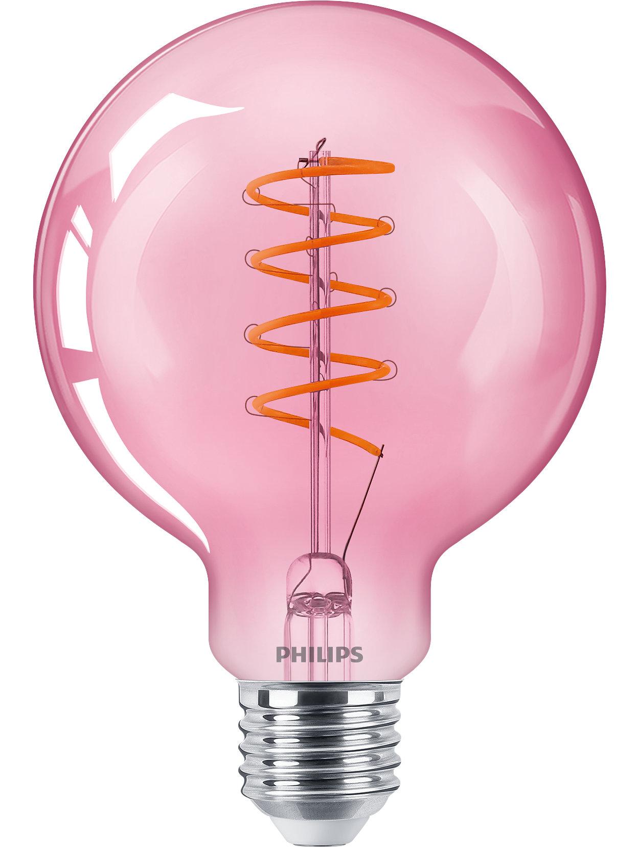 Een unieke lamp