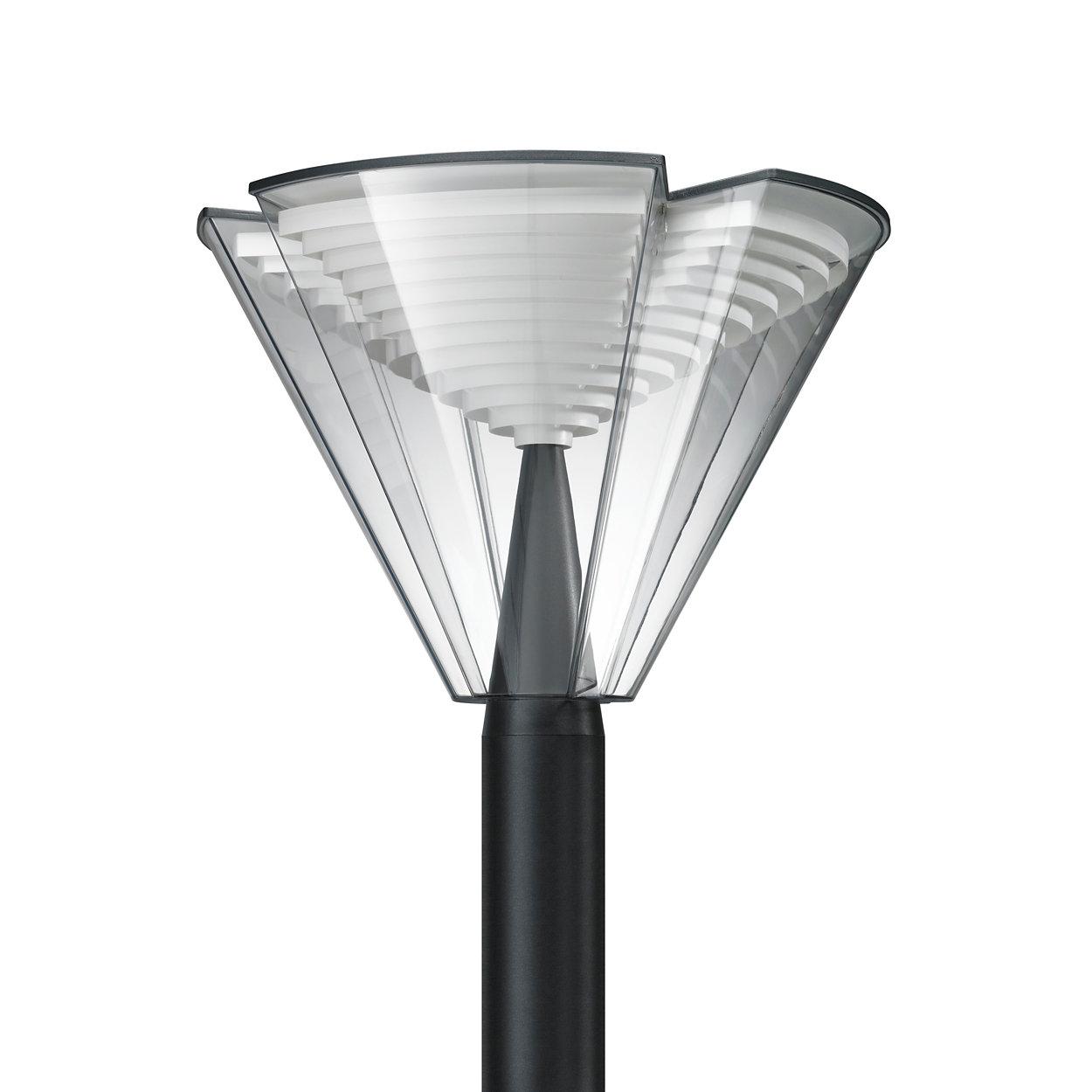 ParkView LED – monipuolinen valaisin puistoihin