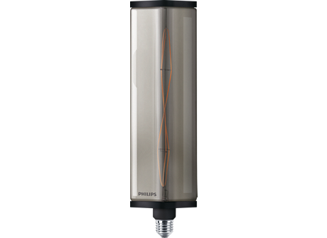 LED Crystal_giant 35W E27 smoky DIM