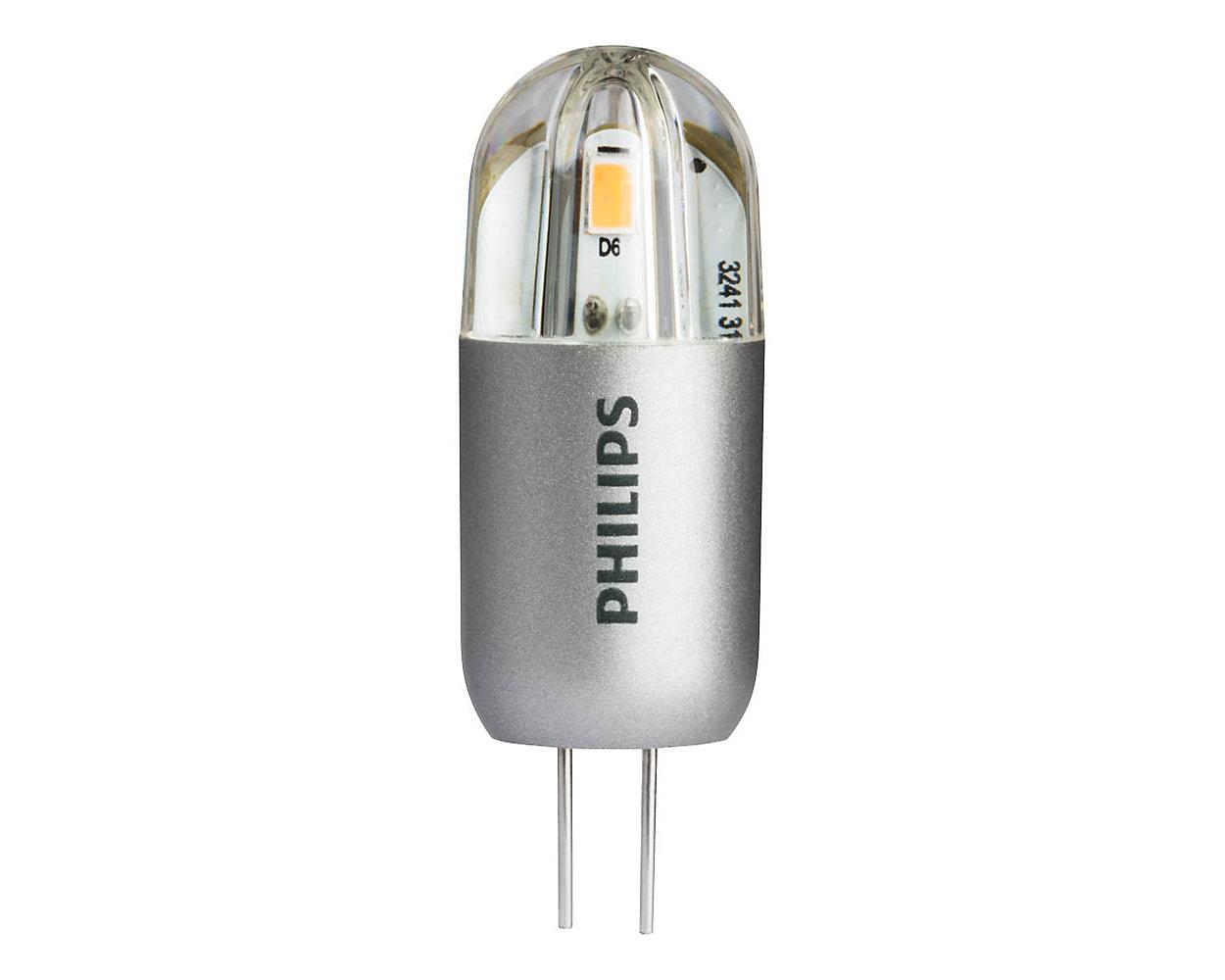El foco LED de uso diario, para cualquier lugar en tu hogar