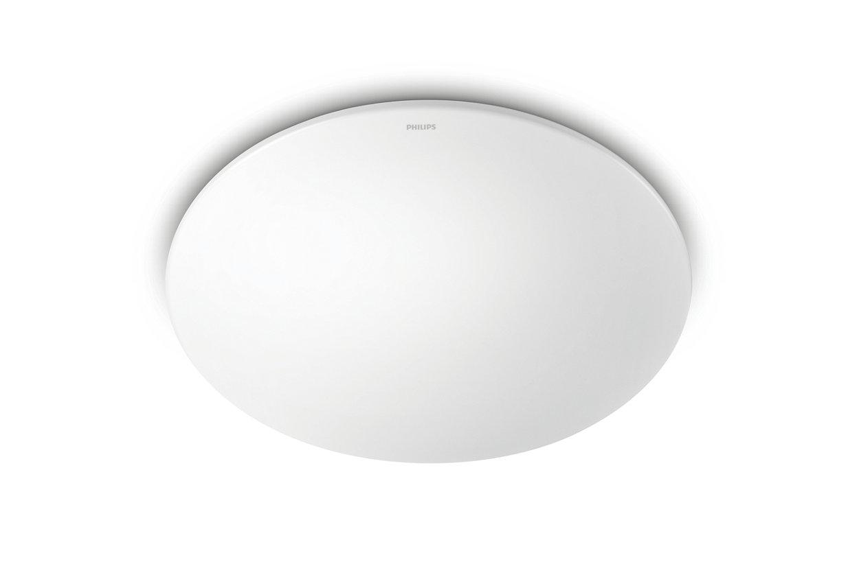 Nezbytné osvětlení pro zářivý domov