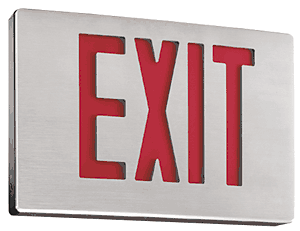 46 Series LED Exit Sign
