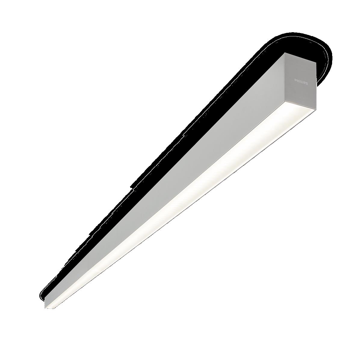 TrueLine, surface mounted