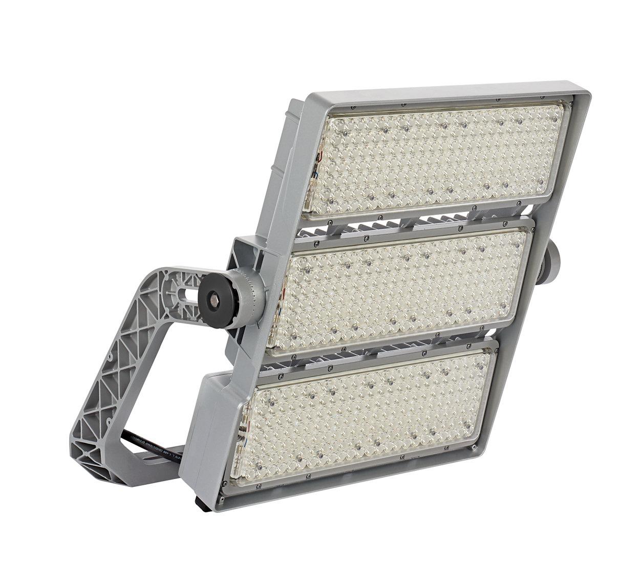 OptiVision LED gen3.5 – Für die Flächen- und Sportplatzbeleuchtung hat ein neues Zeitalter begonnen.
