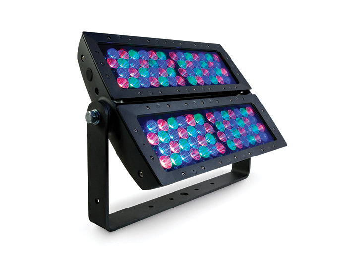 ColorReach Powercore floodlighting LED fixture