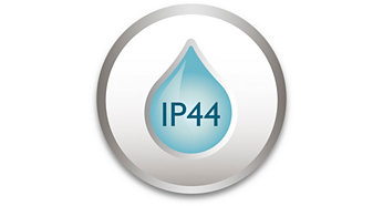IP44 - weatherproof