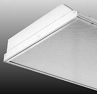 1x4, 1 Lamp F32T8, Prismatic Acrylic Lens