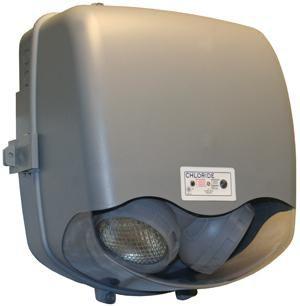 Rhyno Series - Polycarbonate NEMA Unit, 12V 75W, IP66, UL, Wet Location, Intelli-Charge Diagnostics, 0C to 40C, 12W Lamps