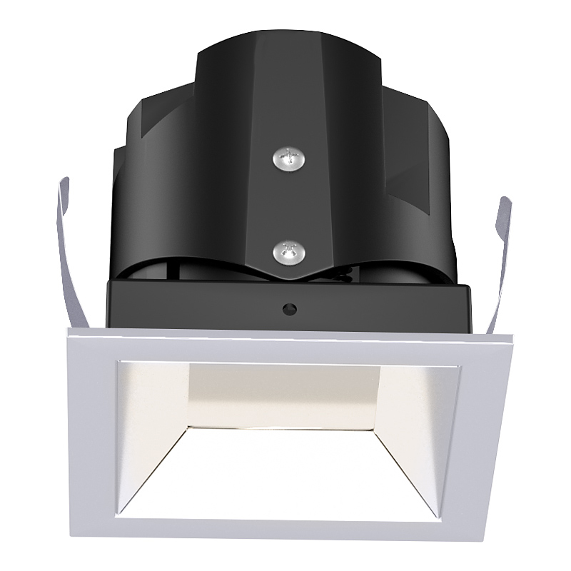 "Calculite LED 3"" Square Downlights, Wall Wash and Accents"