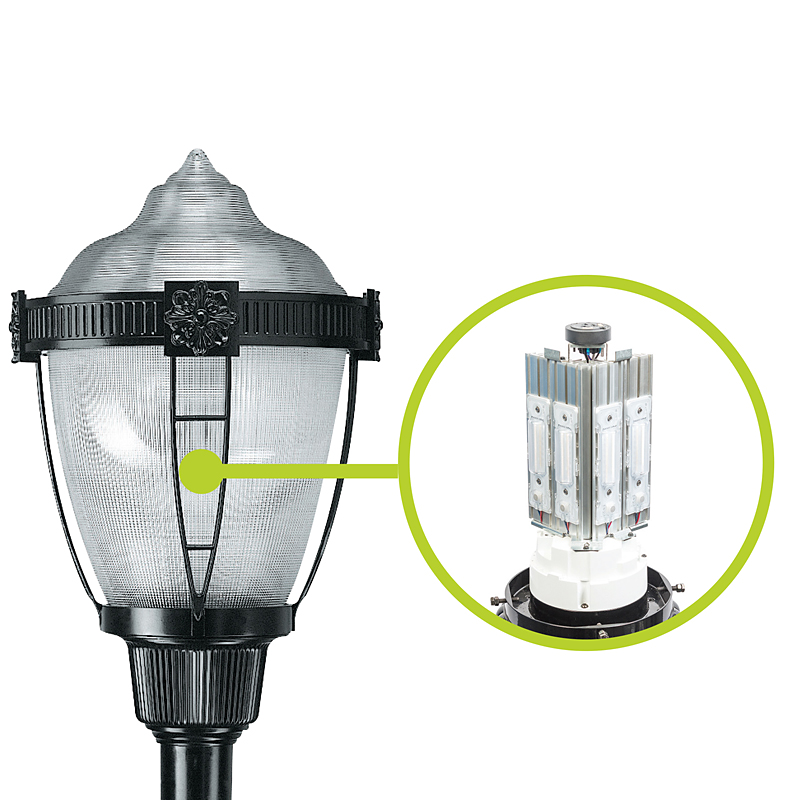 engin lumineux DEL LumiLock GX4 (RPTLD)