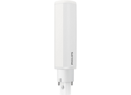 LED PLC 6.5W 840 2P G24d-2