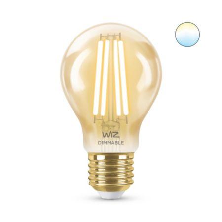 Filament amber A19 E26