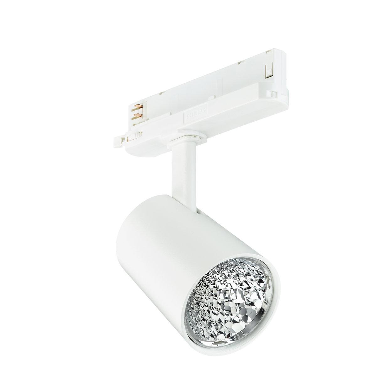 Kompakt LED-spot