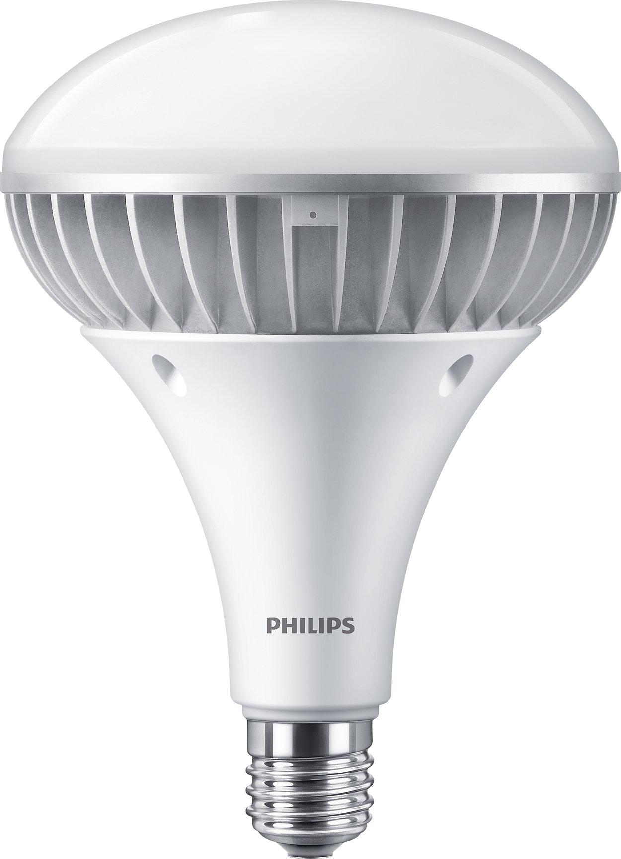 Idéal pour un remplacement LED HPI/SON/HPL dans les applications à grande hauteur