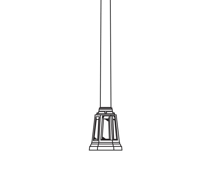 Anchor Base Post (375-)